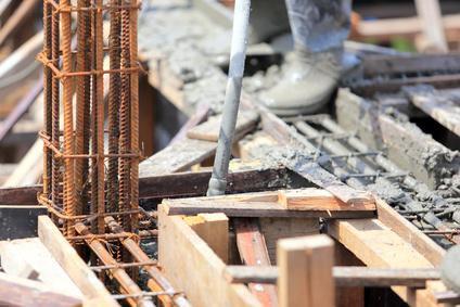 Bild einer Nahaufnahme zur Verwendung im Bautagebuch